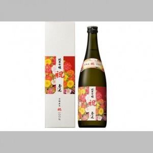H1636TAMANOHIKARI JUNMAI GINJO IWAI RICE 720ML