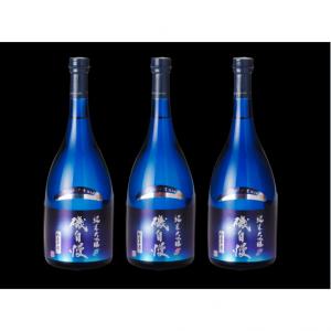 H1660 ISOJIMAN JUNMAI DAIGINJO 40 BLUE BOTTLE 720ML