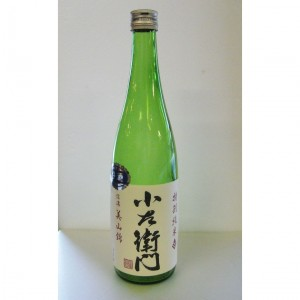 H2148 KOZAEMON TOKUBETSU JUNMAI 720ML