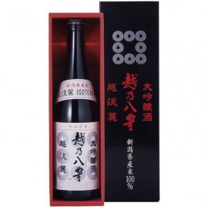 H2561 ECHIGO KOSHI NO HAPPO KOSHITANREI DAIGINJO 6720ML