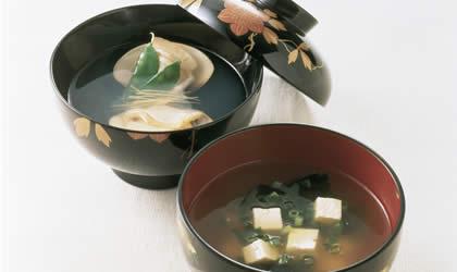 Kenchinjiru - Vegetable Chowder