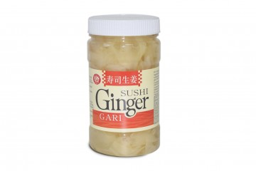 D2054 WAGAYA SUSHI GINGER WHITE IN JAR