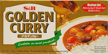f1043 golden curry mh 240g s&b V2