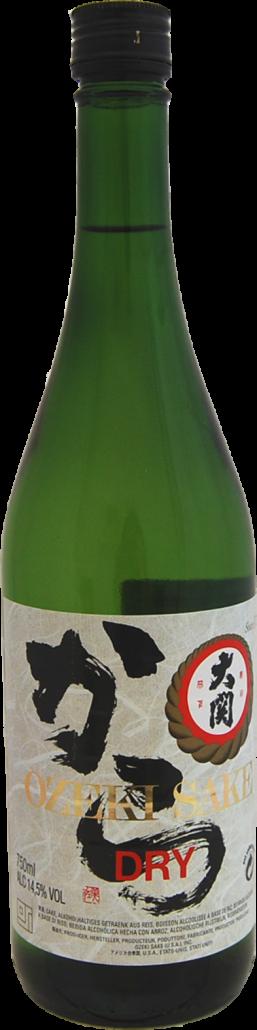 h2046 ozeki sake dry 750ml