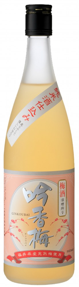 H1003IPPONGI UMESHU GINKOBAI OKUECHIZEN 750ML