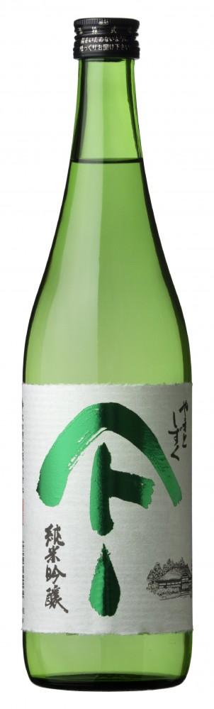 H1620YAMATO SHIZUKU JUNMAI GINJO 720ML