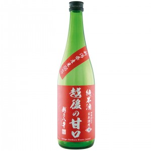 H2239 ECHIGO NO AMAKUCHI 720ML
