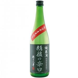 H2240 ECHIGO NO KARAKUCHI JUNMAI 720ML