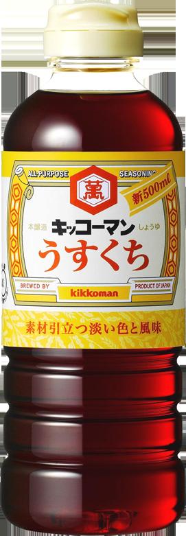 B0081 KIKKOMAN USUKUCHI SHOYU 500ML v2