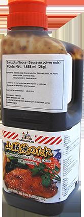 B6045NHS Bansankan sanzokuyaki sauce 2kg v2