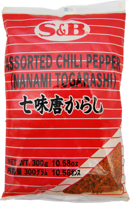 C1031 shichimi togarashi 300g S&B